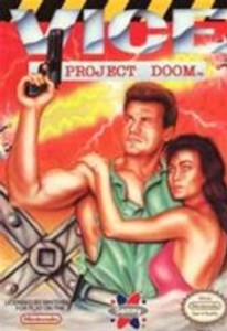 Vice Project Doom - NES Game