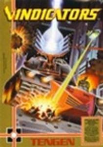 Vindicators - NES Game