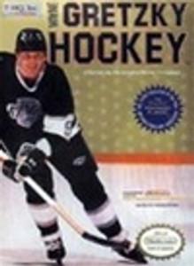 Wayne Gretzky Hockey - NES Game