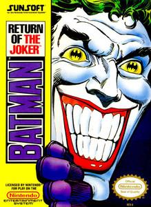 Batman Return of the Joker - NES Game