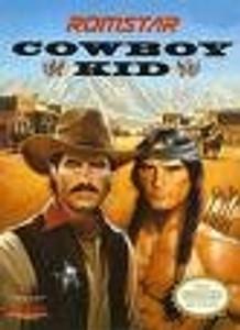 CowBoy Kid - NES Game