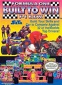 Formula One Built To Win - NES Game