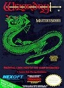 Wizardry - NES Game
