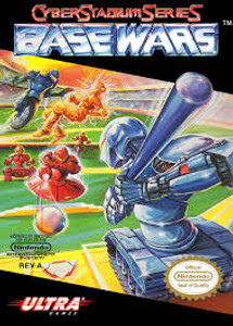 Cyber Stadium Series Base Wars - NES Game