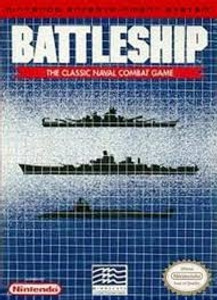 Battleship - NES Game