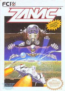 Zanac - NES Game
