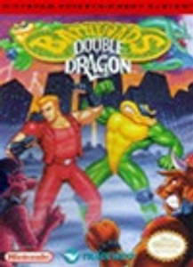 Battletoads/Double Dragon - NES Game
