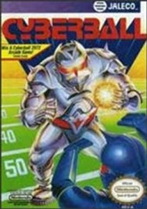 Cyberball - NES Game
