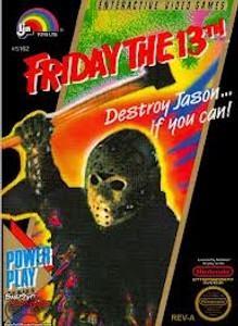 Friday the 13th - NES Game