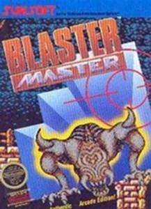 Blaster Master - NES Game