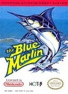 Blue Marlin,The - NES Game