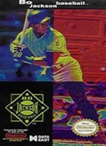 Bo Jackson Baseball - NES Game