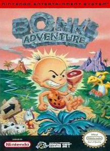 Bonk's Adventure - NES Game