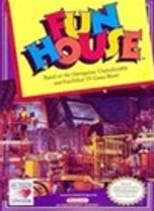 Fun House - NES Game