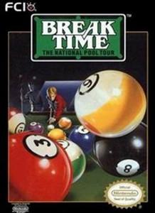 Break Time: National Pool Tour - NES Game