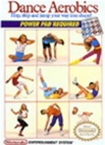Dance Aerobics - NES Game