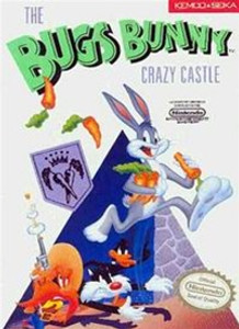 Bugs Bunny Crazy Castle,The - NES Game