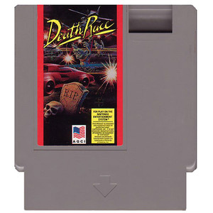 Death Race - NES Game