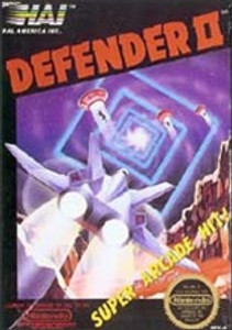 Defender II (2) - NES Game