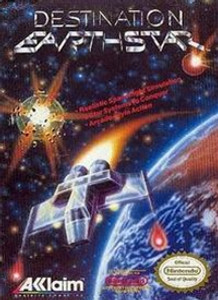 Destination Earthstar - NES Game