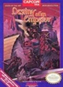 Destiny of an Emperor - NES Game