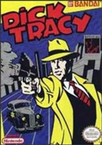 Dick Tracy - NES Game