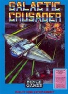 Galactic Crusader - NES Game