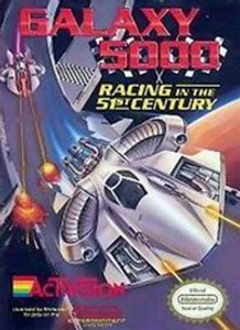 Galaxy 5000 - NES Game