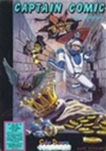 Captain Comic Black - NES Game