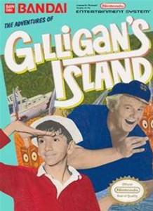Adventures of Gilligan's Island,The - NES Game