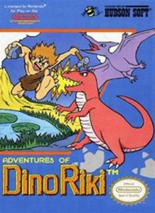 Adventures of Dino-Riki - NES Game
