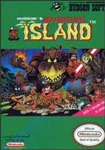Adventure Island - NES Game