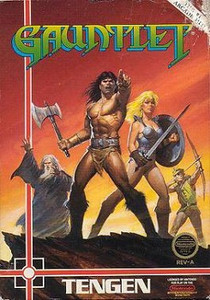 Gauntlet - NES Game