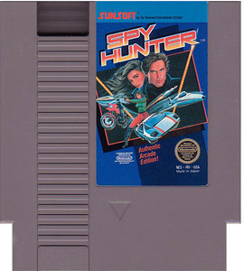 Spy Hunter - NES Game