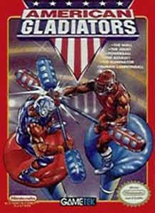 American Gladiators - NES Game