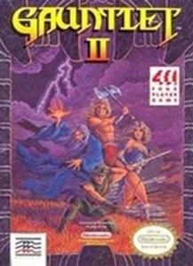 Gauntlet II(2) - NES Game
