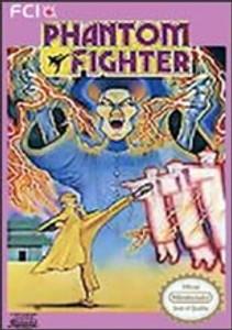 Phantom Fighter - NES Game