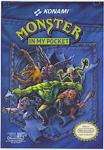 Monster In My Pocket - NES Game