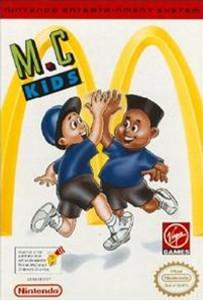 M.C Kids - NES Game