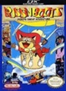 Pussn Boots Pero's Adventure - NES Game