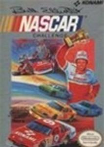Bill Elliott's Nascar Challenge - NES Game