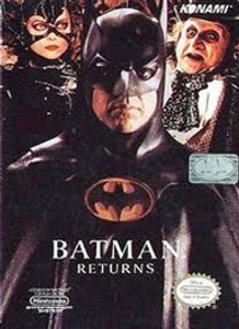 Batman Returns - NES Game