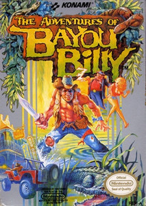 Adventures of Bayou Billy, The - NES Game