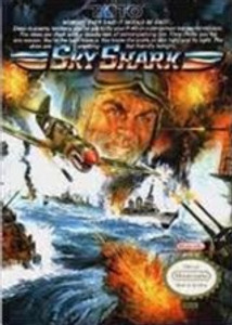 Sky Shark - NES Game