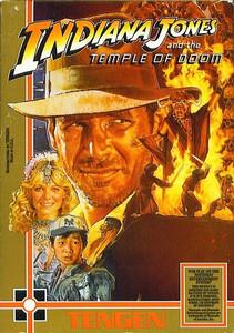 Indiana Jones Temple of Doom - NES Game