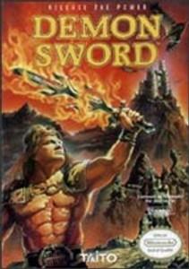 Demon Sword - NES Game