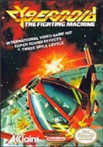 Cybernoid The Fighting Machine - NES Game