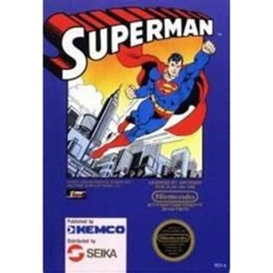 Superman - NES Game