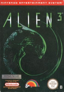 Alien 3 - NES Game