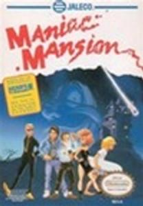 Maniac Mansion - NES Game